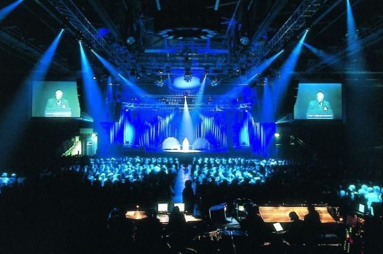 Schleyerhalle konzert Konzert